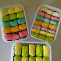 Pancake durian isi 10,15&21