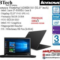 LENOVO ThinkPad X280R 1ID Intel Core i7-8550U/16GB/512GB SSD/Win10Pro