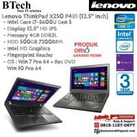 LENOVO ThinkPad X250 P4ID Intel Core i7-5600U/4GB/500GB/Win10Pro