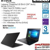 LENOVO ThinkPad X1 0AID Carbon Intel Core i5-7200U/8GB/256GB/Win10Pro