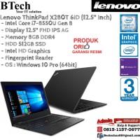 LENOVO ThinkPad X280T 6ID Intel Core i7-8550U/8GB/512GB/Win10Pro