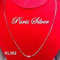 Jual Kalung Cassandra Silver 925 lapis emas putih Murah