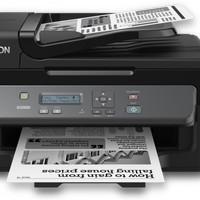 Printer Epson M200 Mono All-in-One Ink Tank Printer-Infus Resmi Black