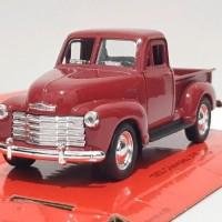 Diecast Welly Nex Chevrolet 3100 Pick Up