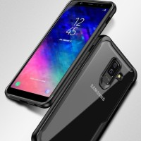 LUPHIE Shockproof Casing Samsung Galaxy Note 9/8 S8 S9 Plus A6 A8