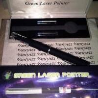 alat listrik green laser pointer