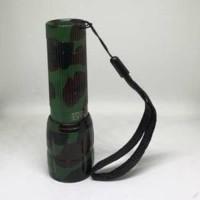 alat listrik senter police mini 688 loreng / amry