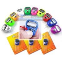 tasbih digital mini / finger counter / penghitung survei barang