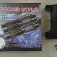 (Senter) senter police mini power style