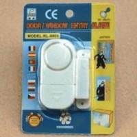 (Dijamin) alarm pintu / jendela anti maling