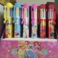 (Pulpen) pulpen 8 warna
