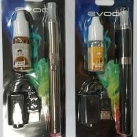 rokok elektrik evod 1100mah + refill / vaporize elektronik 1100 mah