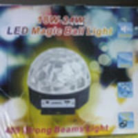 (Diskon) lampu disco led magic ball light