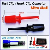 Test Clip/Hook Clip Connector