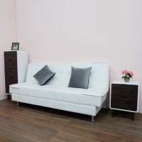 The Olive House - Prima Sofa Bed choco