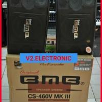 Speaker Pasif BMB CS-460 V MK III 10