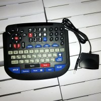 TERLARIS - REMOTE KARAOKE QWERTY 112 FOR PC KARAOKE KOMPUTER