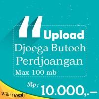 Jasa Upload eBooks max 100mb(Amazon,eBay, Goodreads,Google Play Book)
