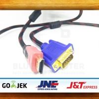 KABEL VGA TO HDMI MONITOR LCD / LED (Bagus dan komputer computer murah