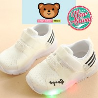 Sepatu Anak LED GERPS Sneakers NEW MODEL 2018
