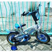 Original Sepeda Anak BMX Tango 12 Inchi Bukan Federal Polygon Wimcycl