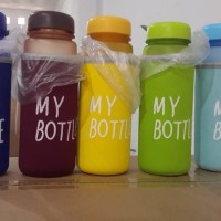 My Bottle Doff Infused Water Free Pouch Busa - My Bottle Tumbler