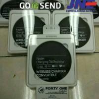 Brand New Original 100% Samsung Wireless Charger Convertible EP -