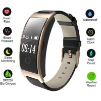 CK11S Smartwatch Blood Pressure Heart Rate Smart Band Jam CK11 S Watch