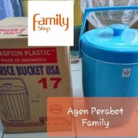RICE BUCKET / TERMOS NASI ES 17LITER MASPION