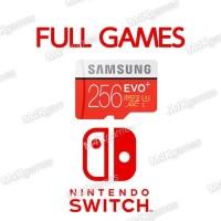Full Game Switch 256gb microsd Xecuter SX OS, SX Pro & Atmosphere-NX