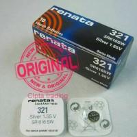 Button Cell - Renata - 321 (SR616SW)