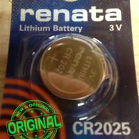 Button Cell - Renata - CR2025