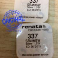 Button Cell - Renata - 337 (SR416SW)