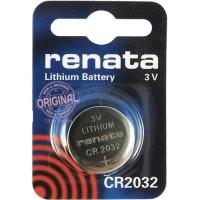 Button Cell - Renata - CR2032