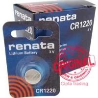 Button Cell - Renata - Lithium Cell CR1220