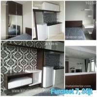 Room set apartemen furniture hpl duco