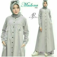 Madona dres bl-gamis balotelli-fashion muslim-trend hijab masa kini