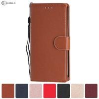 Leather Case for Samsung Galaxy Note 4 SM-N910F N910F Flip Case Phone