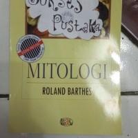 Mitologi - Roland Barthes