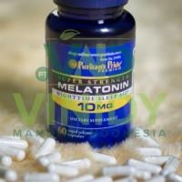 Puritan's Pride Melatonin 10 mg isi 60 butir