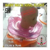 Ban renang leher bayi mantap