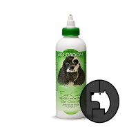 biogroom 8 oz dog ear care ear cleaner