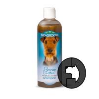 biogroom 12 oz dog bronze lustre shampoo