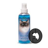 biogroom 8 oz cat klean kitty waterless shampoo