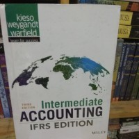 Intermediate accounting IFRS third edition