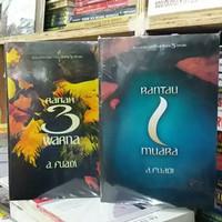 Novel A.FUADI 2 BUKU - RANAH 3 WARNA - RANTAU MUARA