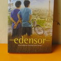 Buku Novel Edensor Andrea Hirata