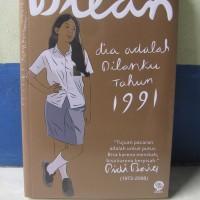 buku novel Dilan 2 Pidi Baiq