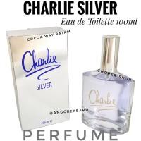 Parfum Revlon Charlie Silver 100ml Original
