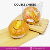 Roti Double Cheese PREMIUM | roti manis | kue | camilan |Keju